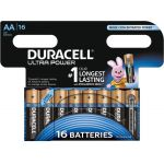 Duracell Ultra Power AA Blister 16 stuks
